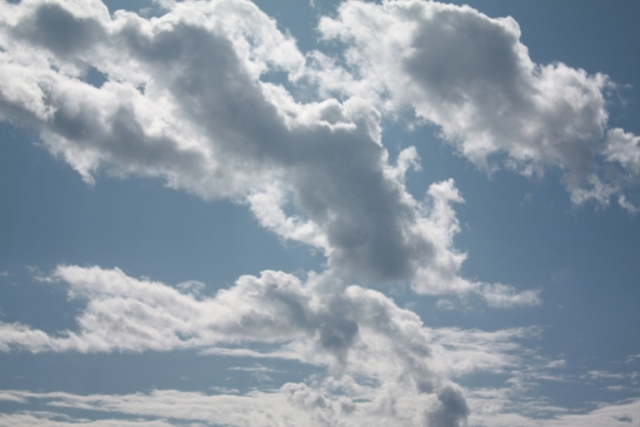 Clouds, Ruth Meehan