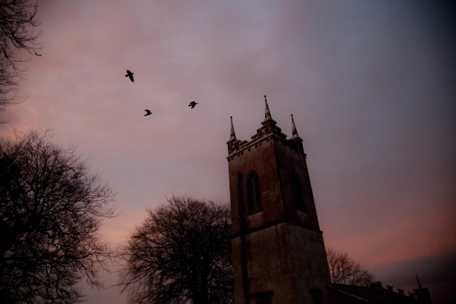 The Church, The Hill of Tara, Clare Mulvany