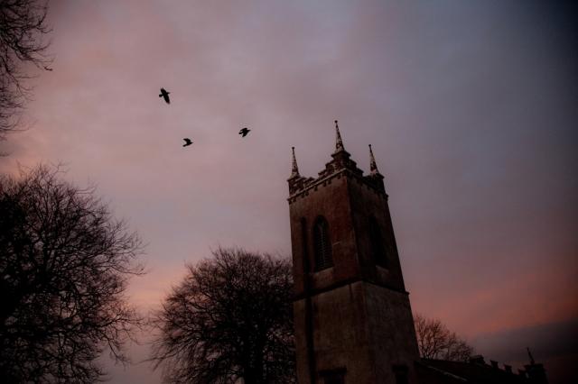 The Church, The Hill of Tara, Clare Mulvany